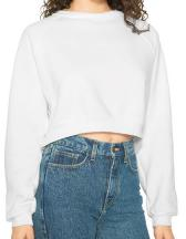 Women`s Flex Fleece Crop Pullover
