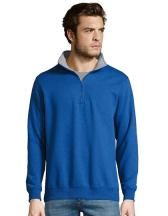 Men Sweat Shirt Scott 1/4 Zip