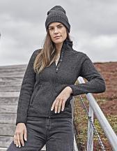 Ladies` Outdoor Fleece Jacket