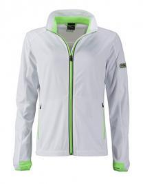 Ladies` Sports Softshell Jacket